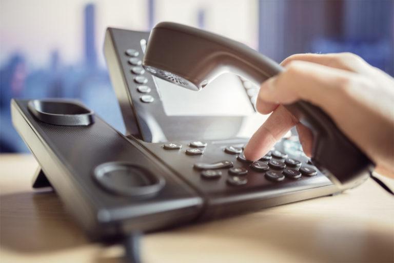 Solution et efficacité du service: un standard externalisé pour les petites entreprises